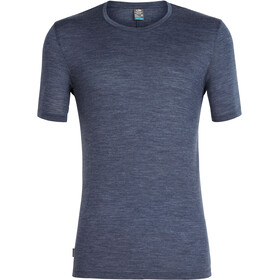 Icebreaker Elmnts T-shirt manches courtes Homme, midnight navy heather